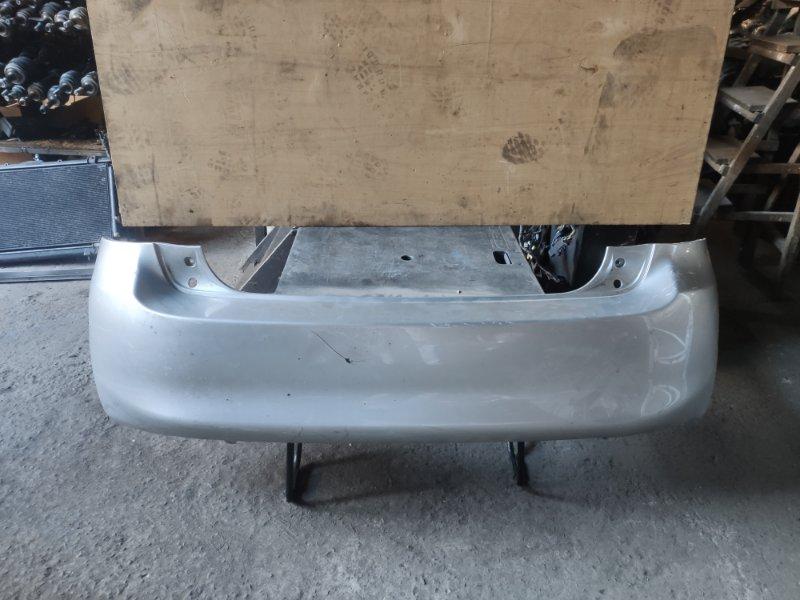 Бампер Toyota Auris NZE151 задний (б/у)