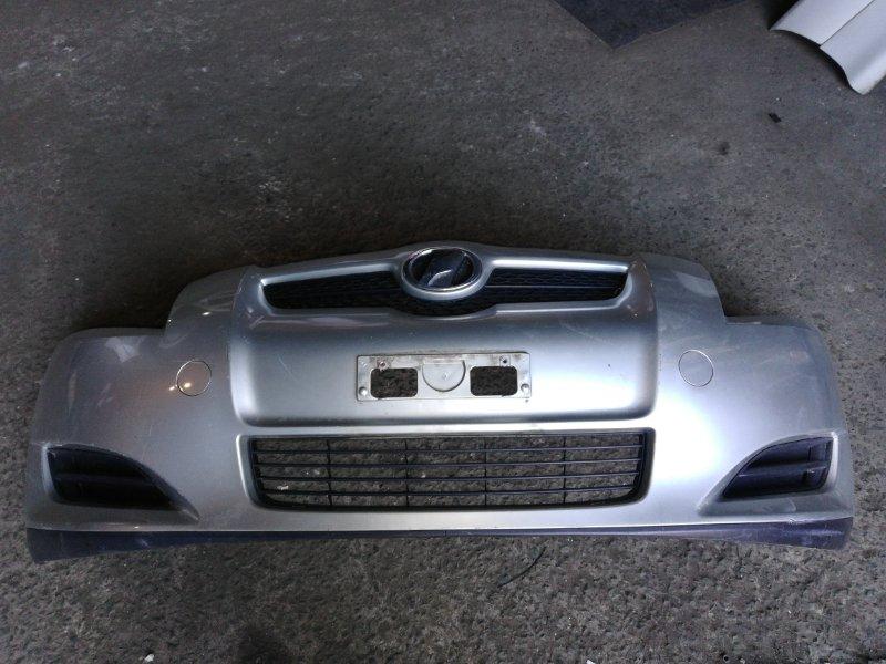 Бампер Toyota Auris NZE151 передний (б/у)