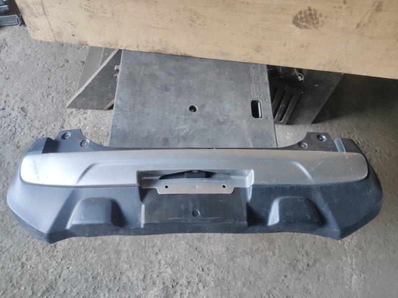 Бампер Suzuki Hustler MR31S задний (б/у)