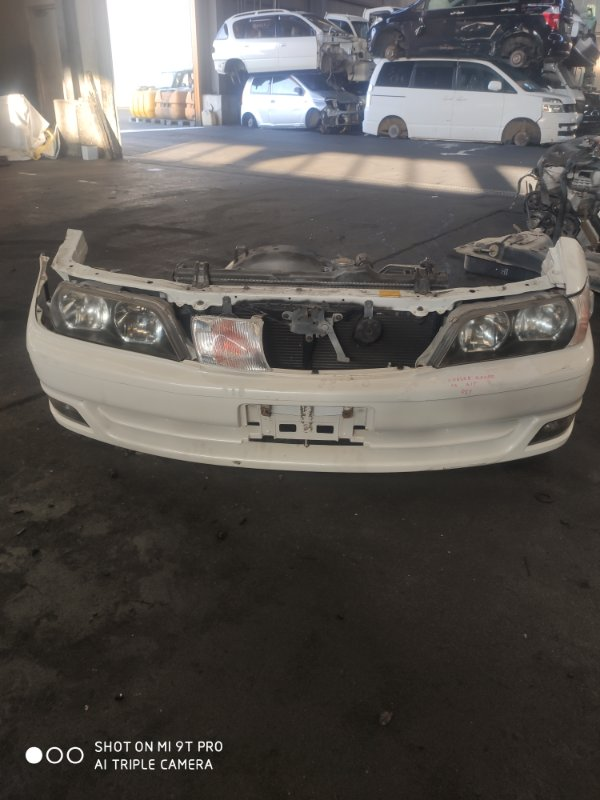 Nose cut Toyota Chaser GX100 1G-BEAMS (б/у)