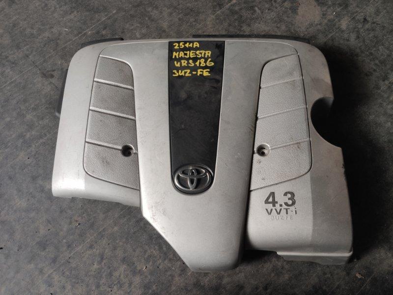 Крышка двс декоративная Toyota Celsior UCF30 3UZ (б/у)