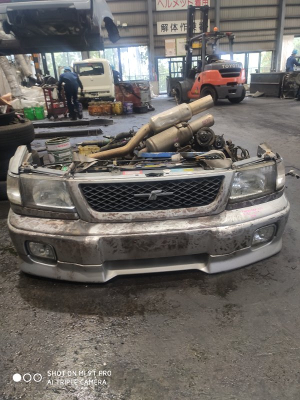 Nose cut Subaru Forester SF5 EJ20 (б/у)