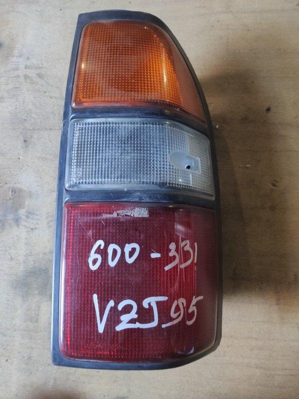 Стоп-сигнал Toyota Land Cruiser Prado VZJ95 правый (б/у)