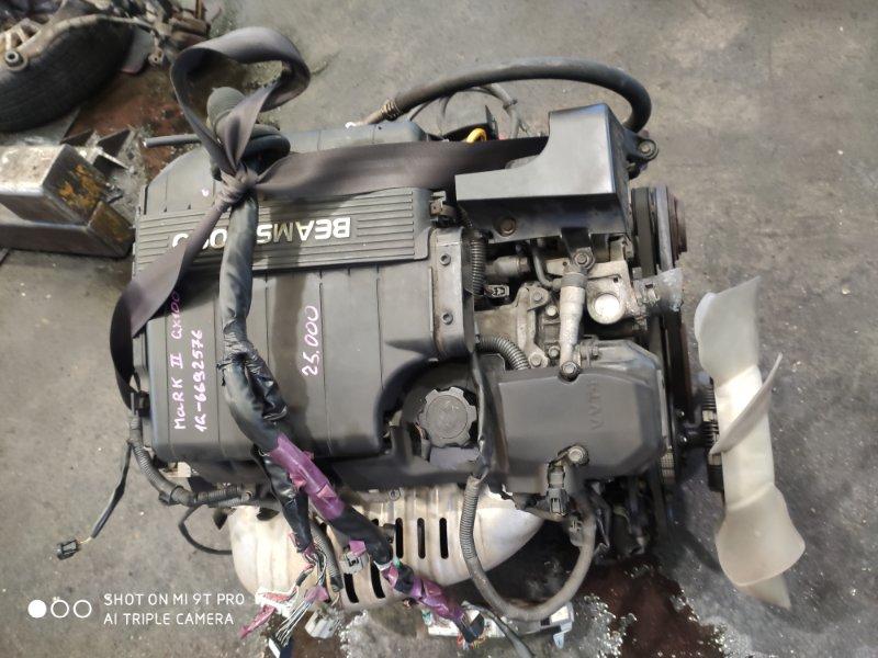 Двигатель Toyota Mark Ii GX100 1G-BEAMS (б/у)