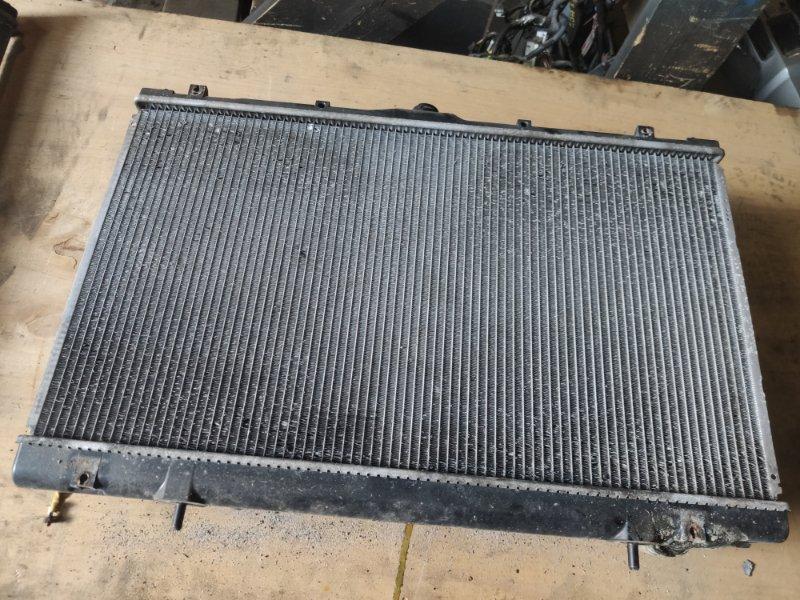 Радиатор охлаждения Mitsubishi Grandis NA4W 4G69 (б/у)