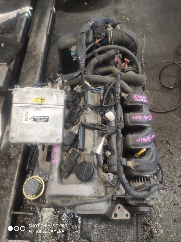 Двигатель Toyota Raum NCZ20 1NZ (б/у)