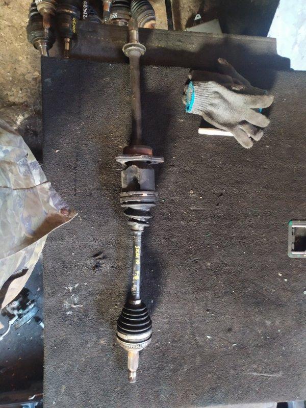 Привод Toyota Ipsum SXM10 3SFE передний правый (б/у)