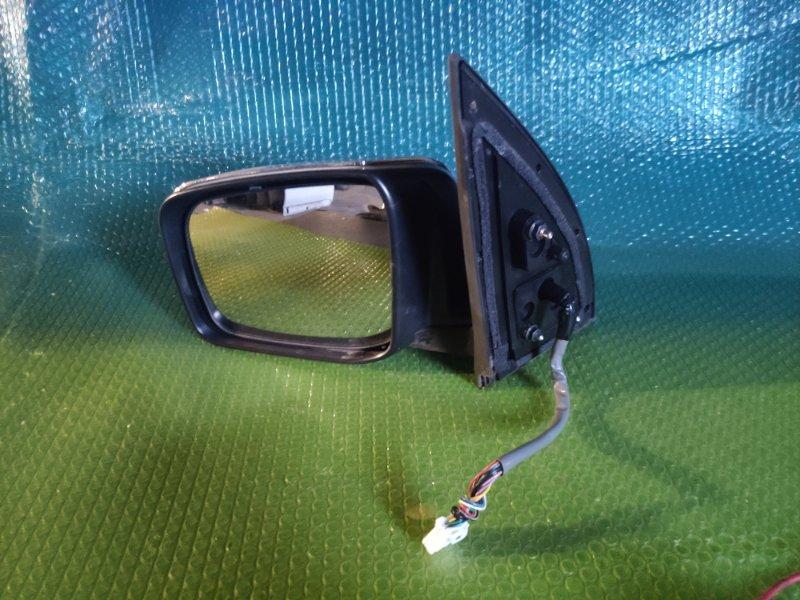 Зеркало Nissan X-Trail NT31 левое (б/у)
