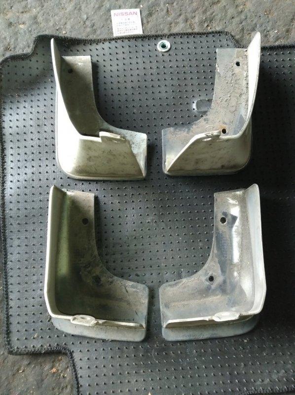 Брызговики комплект Nissan Teana J32 (б/у)