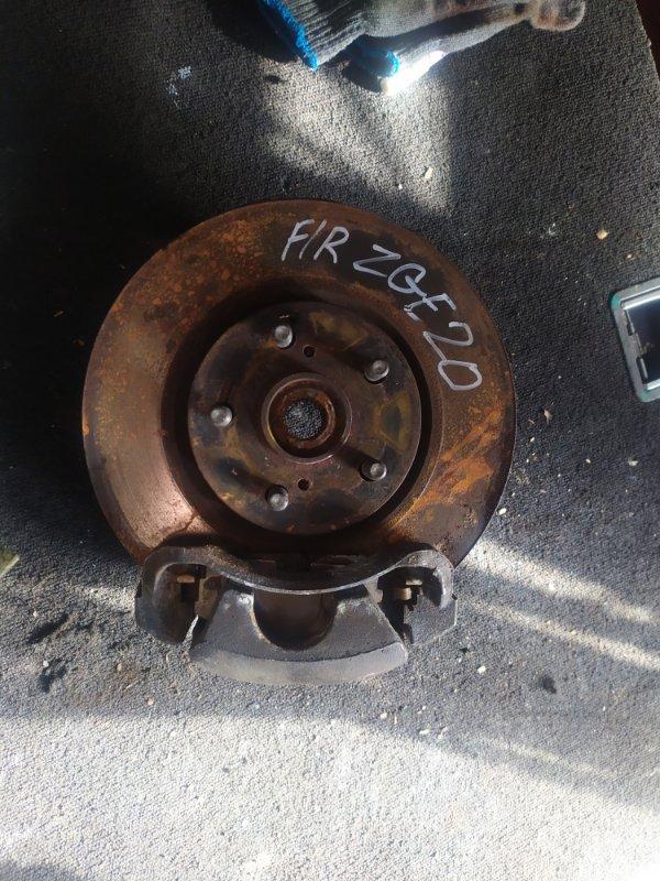 Ступица Toyota Wish ZGE20 2ZRFAE передняя правая (б/у)