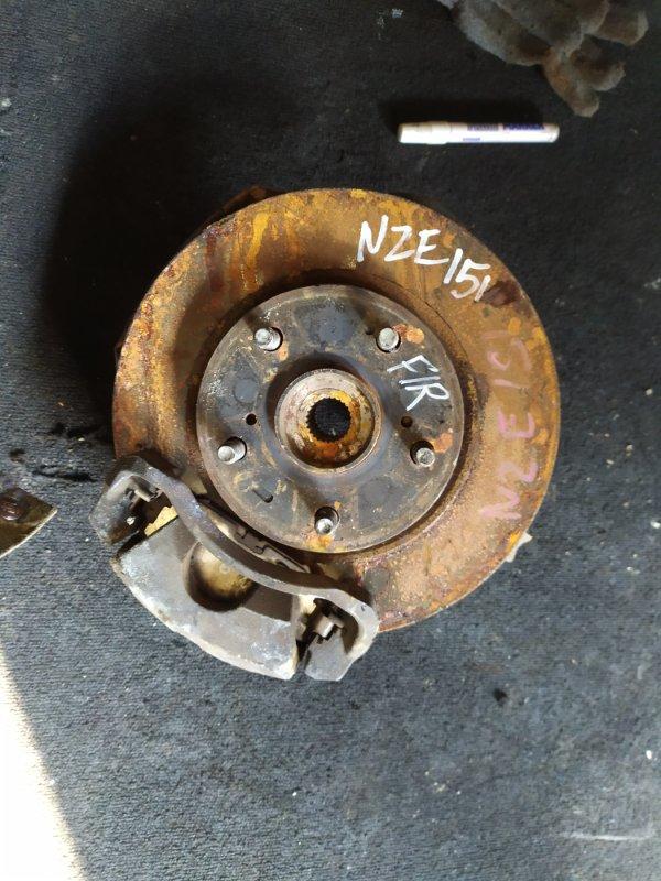 Ступица Toyota Corolla Rumion NZE151 1NZ передняя правая (б/у)