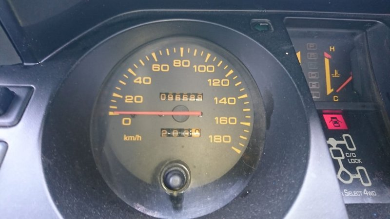 Двигатель Mitsubishi Pajero V26W 4M40 (б/у)