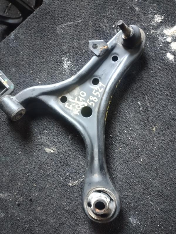 Рычаг Toyota Iq KGJ10 передний левый (б/у)