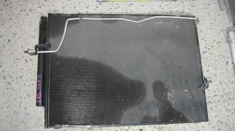 Радиатор кондиционера Toyota Alphard ANH10 2AZFE (б/у)