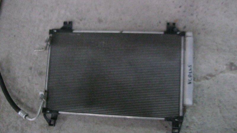 Радиатор кондиционера Toyota Ractis NCP120 1NZFE (б/у)