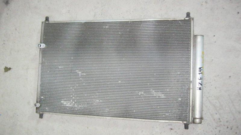 Радиатор кондиционера Toyota Corolla  Fielder NZE141 1NZFE (б/у)