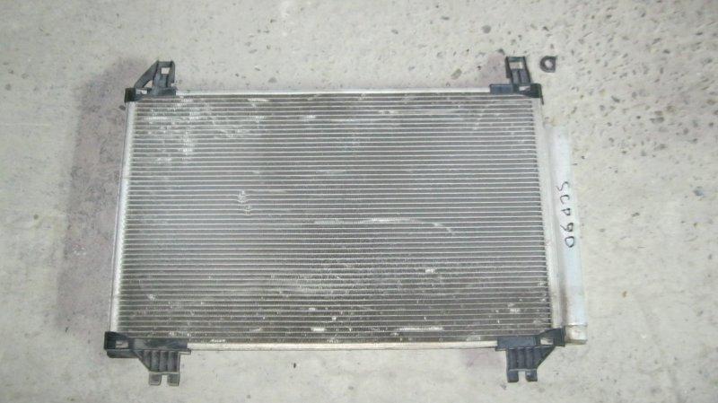 Радиатор кондиционера Toyota Vitz SCP90 2SZFE (б/у)