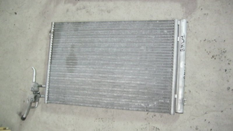 Радиатор кондиционера Bmw 1 Series E87 N45B16 (б/у)