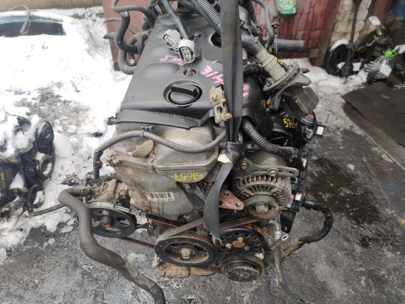 Двигатель Toyota Corolla NZE124 1NZFE (б/у)
