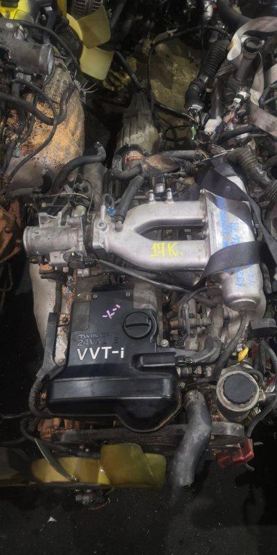 Двигатель Toyota Chaser JZX100 1JZ (б/у)