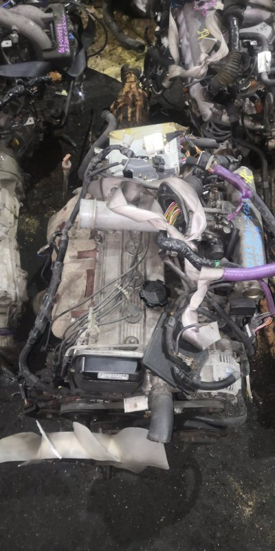 Двигатель Toyota Cresta GX90 1G (б/у)