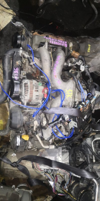 Двигатель Subaru Legacy BL5 EJ204 (б/у)