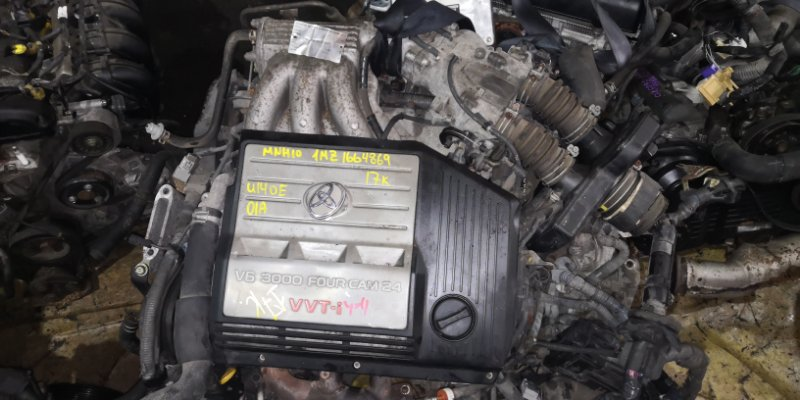 Двигатель Toyota Alphard MNH10 1MZ (б/у)