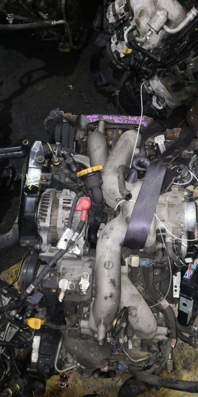 Двигатель Subaru Legacy BL5 EJ204 2003 (б/у)