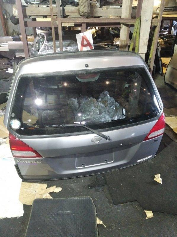 Дверь 5-я Nissan Wingroad VFY11 (б/у)
