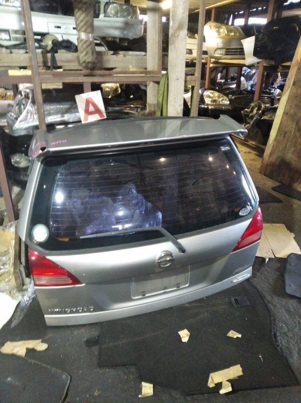 Дверь 5-я Nissan Wingroad WFY11 (б/у)