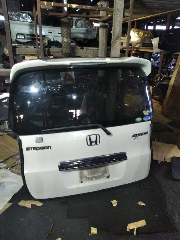 Дверь 5-я Honda Stepwagon RK5 (б/у)