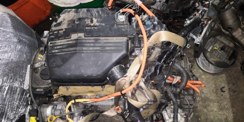 Двигатель Toyota Estima AHR10 2AZ (б/у)