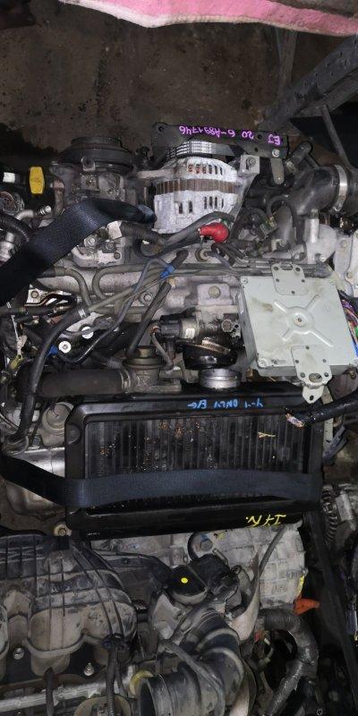 Двигатель Subaru Legacy BH5 EJ206DXBKE 2000 (б/у)