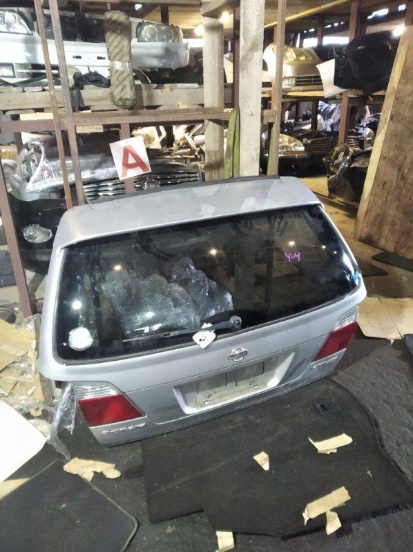 Дверь 5-я Nissan Primera WHP11 (б/у)