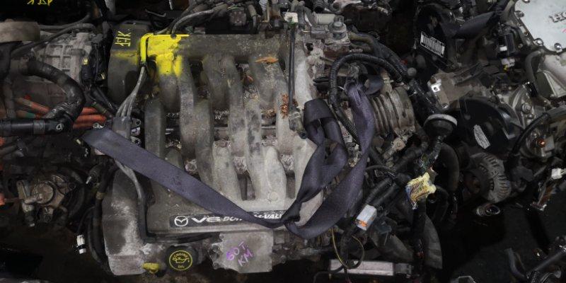 Двигатель Mazda Mpv LW5W GY (б/у)