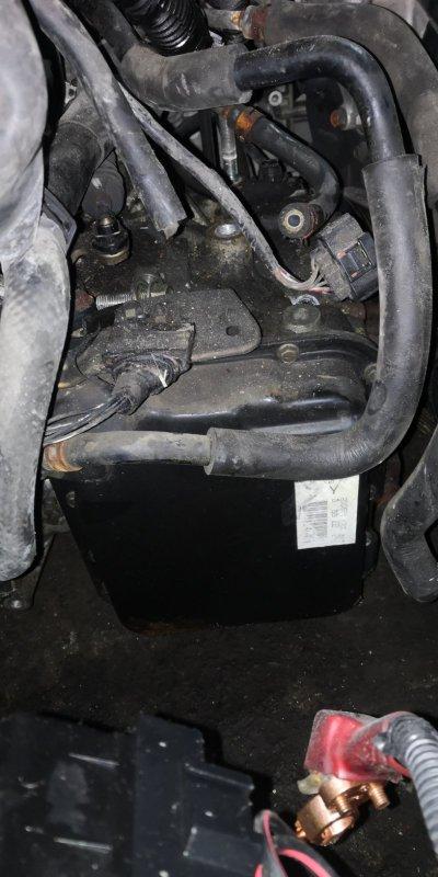 Акпп Mazda Mpv LW5W GY (б/у)