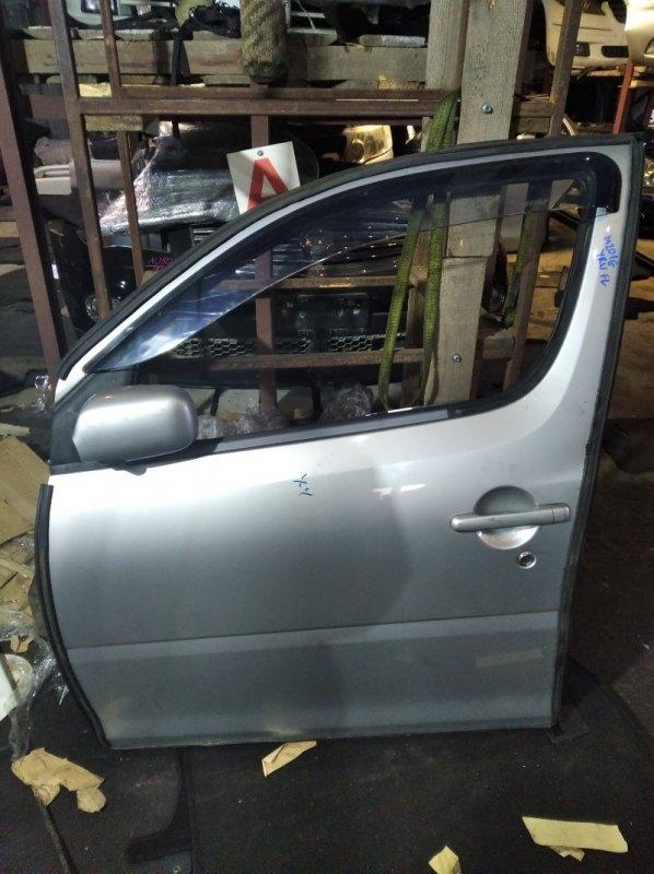 Дверь Daihatsu Yrv M201G передняя левая (б/у)