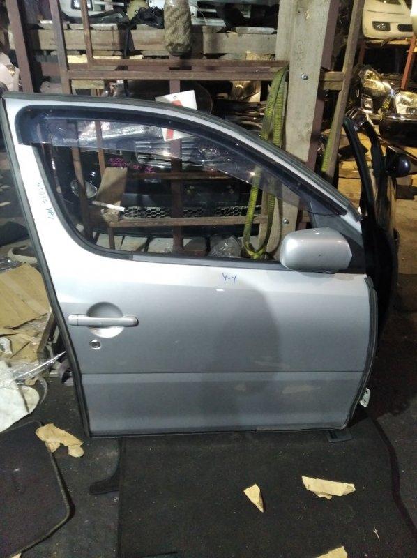 Дверь Daihatsu Yrv M201G передняя правая (б/у)