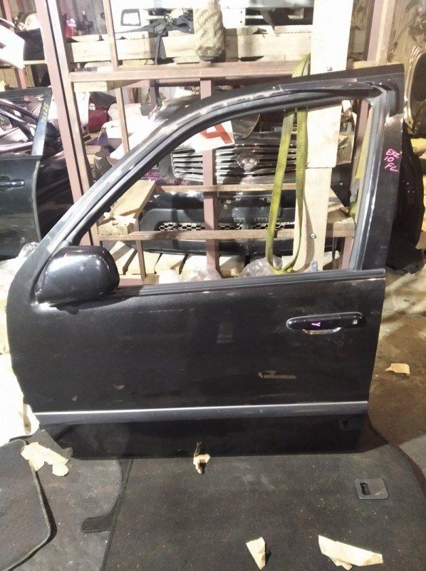 Дверь Toyota Raum EXZ10 передняя левая (б/у)