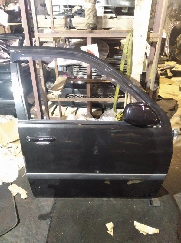 Дверь Toyota Raum EXZ10 передняя правая (б/у)