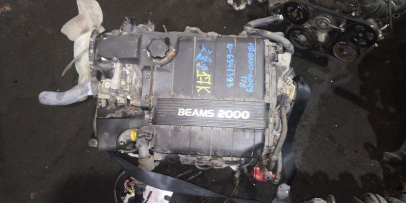 Двигатель Toyota Mark Ii GX110 1G-BEAMS (б/у)