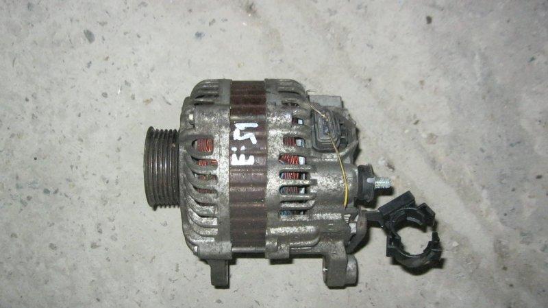 Генератор Nissan Elgrand E51 VQ35DE (б/у)