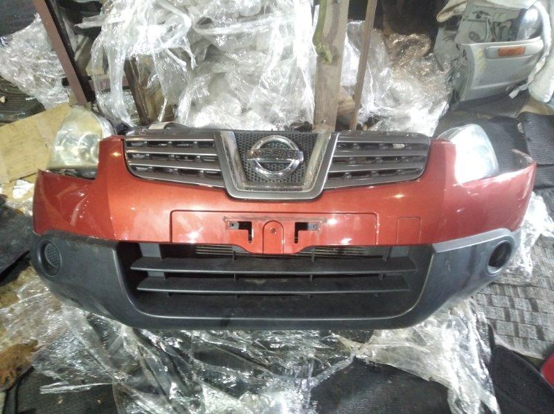 Nose cut Nissan Dualis J10 (б/у)