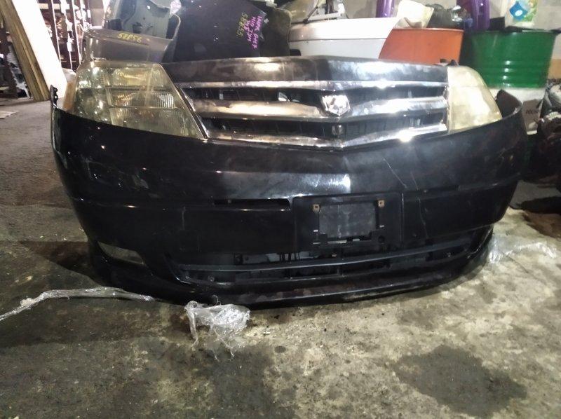 Nose cut Toyota Alphard ATH10 (б/у)