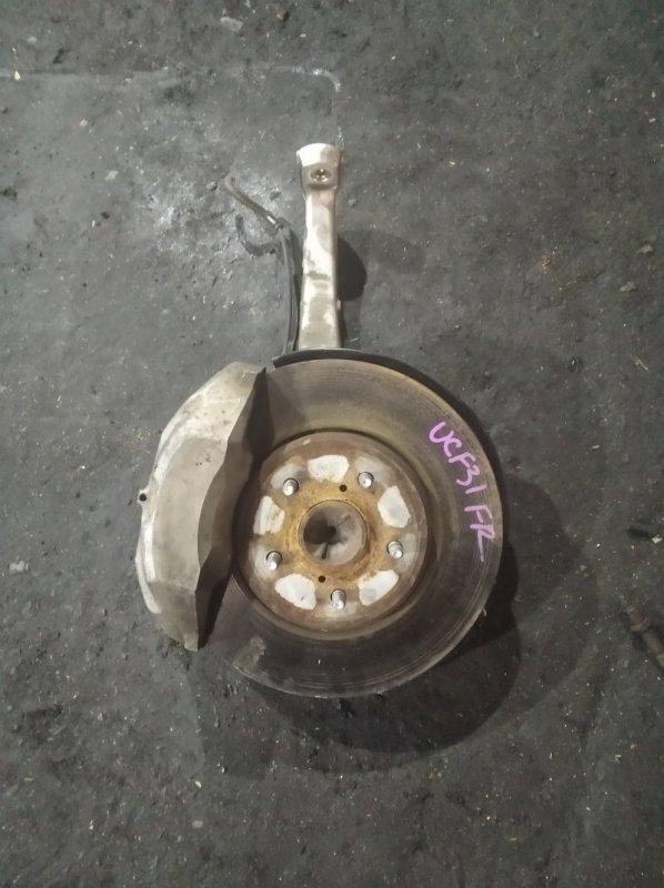 Ступица Toyota Celsior UCF31 передняя правая (б/у)