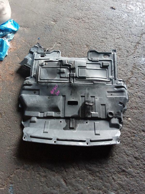 Защита двигателя Nissan Cima GF50 (б/у)