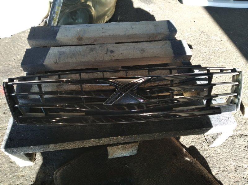 Решетка радиатора Toyota Mark X GRX120 (б/у)