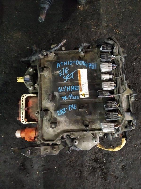 Инвертор Toyota Alphard ATH10 2AZ-FXE (б/у)