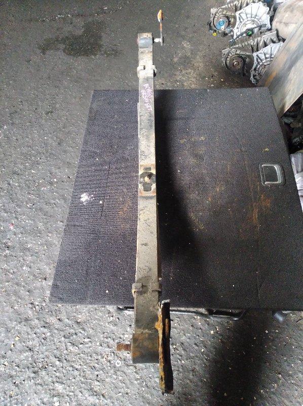 Рессора Mazda Bongo SR5AV WL задняя (б/у)