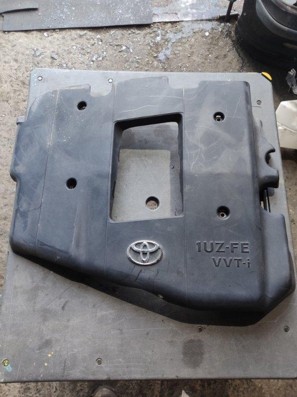 Крышка двс декоративная Toyota Celsior UCF20 1UZ (б/у)